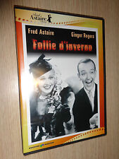 DVD FRED ASTAIRE COLLECTION FOLLIE D'INVERNO SWING TIME GINGER ROGERS
