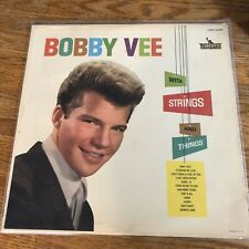 Bobby Vee With Strings And Things LP LRP 3186 Mono (1961)