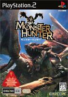 USED PS2 PlayStation 2 MONSTER HUNTER 49780 JAPAN IMPORT