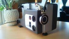 Sankyo Dualux 1000 Dual Gauge 8mm/Super 8 Film Projector in Full Working Order