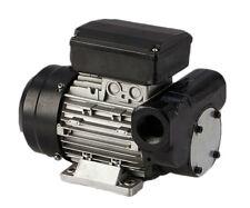 Fuel transfer pump, 230V, 80 litres/minute, diesel etc
