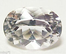 4.99 ct  EXTREMELY BRIGHT OVAL CUT DANBURITE #R166