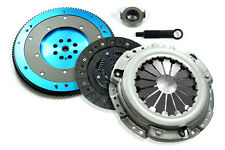GF CLUTCH KIT+6061 ALUMINUM FLYWHEEL FOR ACURA CL ACCORD PRELUDE F22 F23 H22 H23
