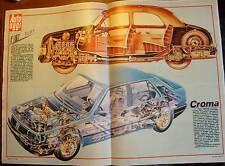 1987 AUTO OGGI - L'AUTO DEL PADRINO LA TUCKER SETTE TEST KADET OMEGA PASSAT FIAT
