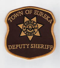 Eureka Deputy Sheriff Patch - Uniform Aufnäher