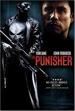 PUNISHER DVD 2004 JOHN TRAVOLTA NEVER WATCHED NEW