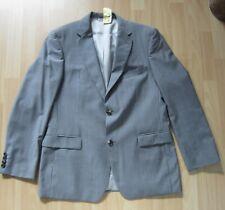 Hugo Boss Sakko Jacket Anzug Einreiher grau Gr. 52