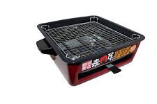 WANG GRILL ELECTRIC GRILL YAKITORI TERIYAKI STEAK BBQ STAINLESS STEEL COMPACTSIZ