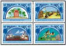 Timbres Marshall 216/9 ** (31921)