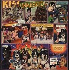 Unmasked [Remaster] by Kiss (CD, Sep-1997, Mercury)