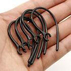 6Pcs Black Replacement Ear Hook Loop Earhook Earloop Clip For Bluetooth Headset
