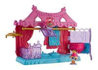 Mattel DTK48 Fisher-Price Shimmer and Shine Teenie Genies Magic Carpet Shop