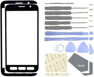 VEKIR Glass Lens Screen Replacement for Samsung Galaxy S7 Active AT&T G891...