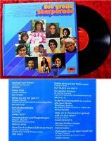 LP Grosse Polydor Starparade 1972 (Clubsonderauflage)
