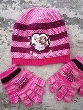 Girls Hat & Gloves FROZEN