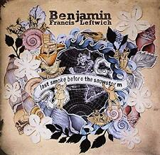 Last Smoke Before The Snowstorm, Benjamin Francis Leftwich, Used; Good CD