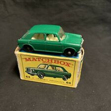 Matchbox Lesney Vintage #64 MG 1100 All Original