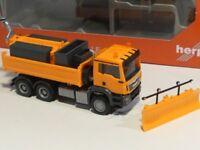 1/87 Herpa MAN TGS M 6x6 Winterdienstfahrzeug kommunal 307772