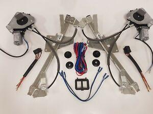 MX5 Mk1 NA 1989 - 1997 full electric window kit