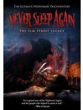 Never Sleep Again: The Elm Street Legacy (2014, DVD NEUF) WS
