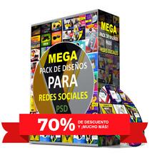 Mega Pack De Diseño Gráfico - 100.000 PSD Editables (Flayers, Fuentes, Mackups)