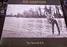 KID HARPOON ‎– The Second E.P. CD DIGIPAK SLEEVE YOUNG TURKS YT 009CDS 2008 EX-