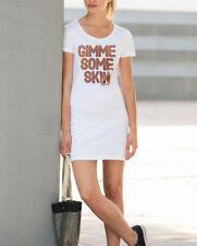 Retro Short Sleeve Shirt Dresses