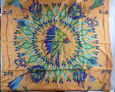 Halstuch von Barbara Lohmann 1996. ca.88x88cm