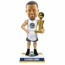 Stephen Curry Golden State Warriors 2018 NBA Champions Bobblehead NBA