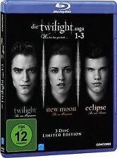 Die Twilight Saga 1-3 - Was bis(s)her geschah... [Blu-ray... | DVD | Zustand gut