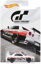 Coches, camiones y furgonetas de automodelismo y aeromodelismo Hot Wheels GT Nissan