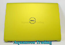 NEW DELL Studio 1735 1736 1737 Green Top Lid LCD Rear Back Cover Panel P576X