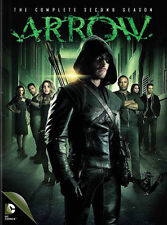 Arrow: Season 2 (DVD, 2014, 5-Disc Set), NEW SEALED REGION 4