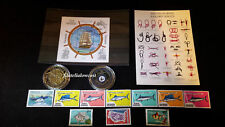 Pack Nautical Tab Stamps Postal And Monedas