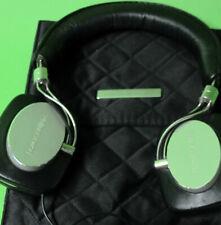 B&W P5 Kopfhörer (MFi-Anschlusskabel für iPod und iPhone) schwarz Bowers&Wilkins