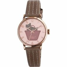 Radley Watch RY2346 Ladies Border Marsupial and Dusky Pink Strap