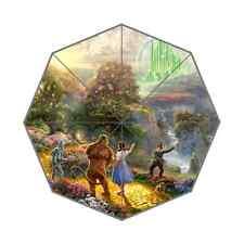 Popular Print Design Wizard of oz Foldable Umbrella Universal Rain Umbrella