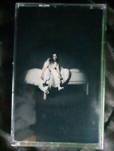 Billie Eilish - When We All Fall Asleep Where Do We Go -  new Green Cassette