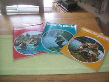 Livres de sports sur pêche