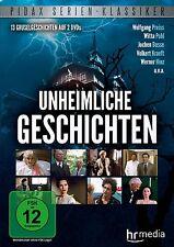 Unheimliche Geschichten * DVD 13-teilige Mysteryserie mit Wolfgang Preiss Pidax