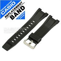Genuine Casio Watch Band G-Shock G-Steel GST-B100-1A GSTB100 Black Rubber Strap
