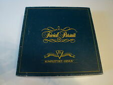 Trivial Pursuit Komplett Set - Genus  2te Edition