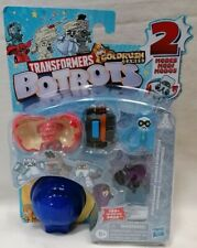 TRANSFORMERS - *New MOC* Transformers BotBots Science Alliance 5 Pack Hasbro