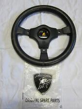 Lamborghini Countach QV, 5000 S Steering wheel with rubber pad