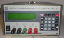 Kepco ABC15-7DM Programmable Power Supply IEEE