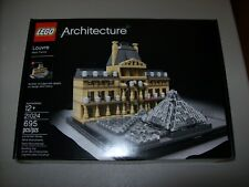 LEGO Architecture Louvre (21024) - Retired & Hard To Find