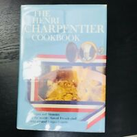 The Henri Charpentier Cookbook  1970 Hard Cover Cookbook 1st English Edition