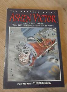 Ashen Victor - Battle Angel Alita - Yukito Kishiro - Manga Graphic Novel