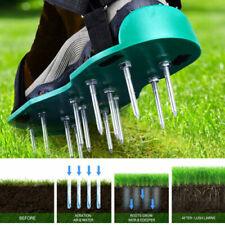 Rasenbelüfter Sandalen Schuhe Vertikutierer Nagel Schuhe Rasen Belüfter Neu