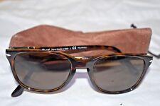 Genuine Brown Persol Sunglasses; 3133-S; 52x18; Brown Polarised Lenses